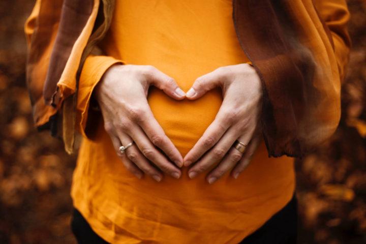 Suchość oczu w ciąży
