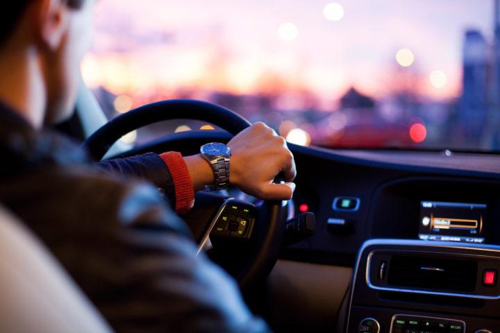 Krople do oczu dla kierowców